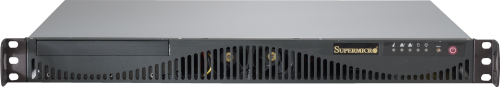 1U Rack mount chassis